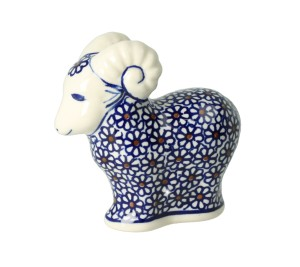 Lamb figure GD1442DEK120