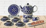 Tea and coffee set for 4 ZH5DEK487