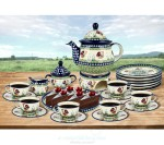 Tea and coffee set for 6 ZH3DEK281Art