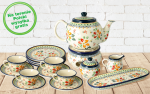 Tea and coffee set for 4 ZH5DEKDU118