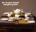 Tea and coffee set for 4 ZH5DEK111