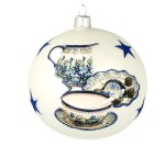Christmas ball Vitbis 10 cm- limited edition 8