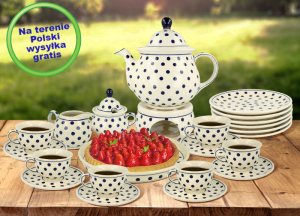 Tea and coffee set for 6 ZH3DEK37