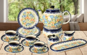 Coffee/ Tea set for 4 decoration DU200