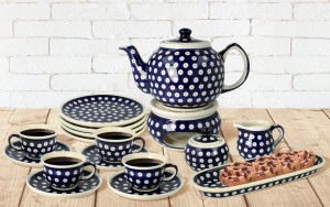 Coffee/ Tea set for 4 decoration 42