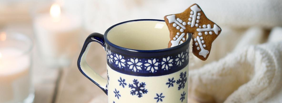 Ceramika Bolesławiec Boże Narodzenie
