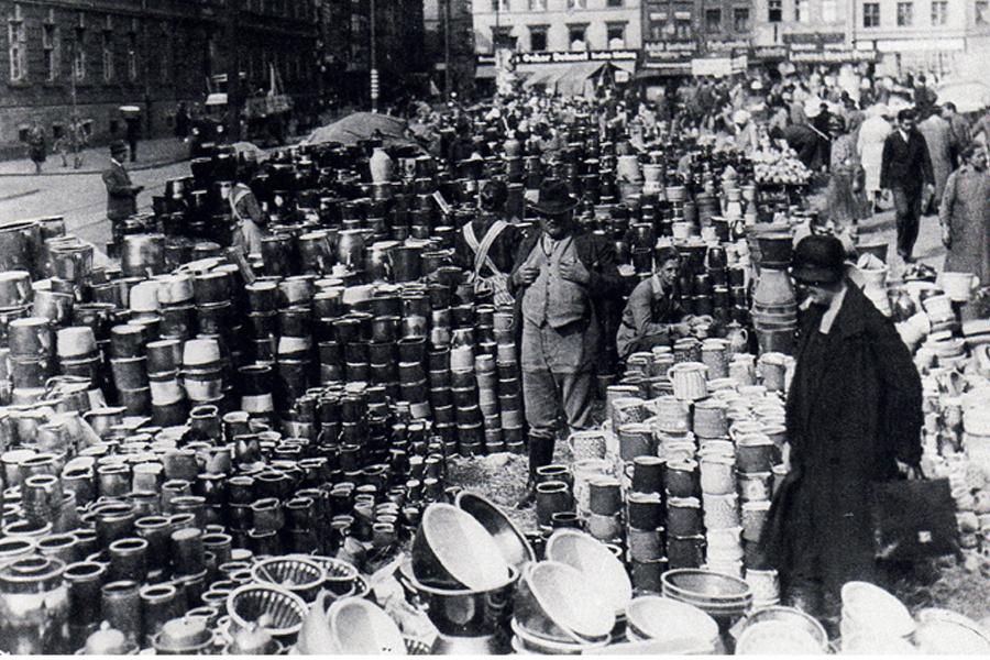 targ ceramiki w Bolesławcu